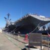 太平洋戦争で活躍した米国空母「USSホーネット」をサンフランシスコから見学しに行く