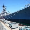太平洋戦争で活躍した米国戦艦「USSアイオワ」をロサンゼルスから見学しに行く方法
