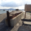 旧日本海軍の駆逐艦が眠る福岡県北九州市の「軍艦防波堤」をご紹介