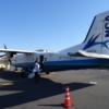 小型プロペラ機で伊豆諸島へ「新中央航空」が面白い